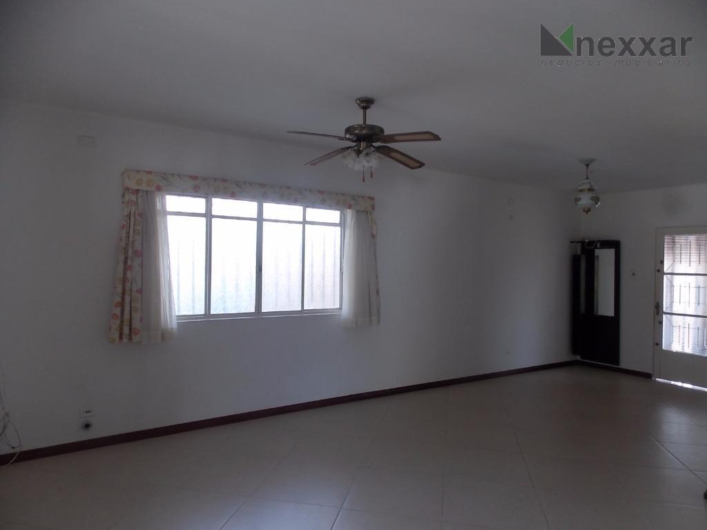 Casa residencial à venda, Condomínio Vale do Itamaracá, Valinhos - CA0111.