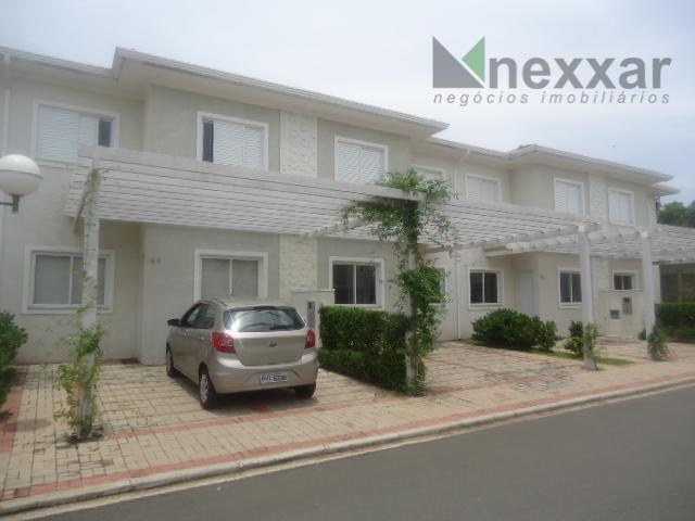 Casa residencial para locação, Condomínio Vila Imperial, Valinhos.