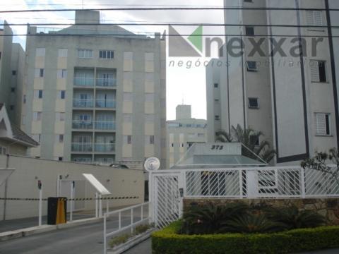 Apartamento residencial para venda e locação, Condomínio Residencial Valinhos, Valinhos.