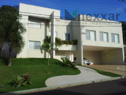Casa residencial à venda, Jardim Paiquerê, Valinhos - CA0707.