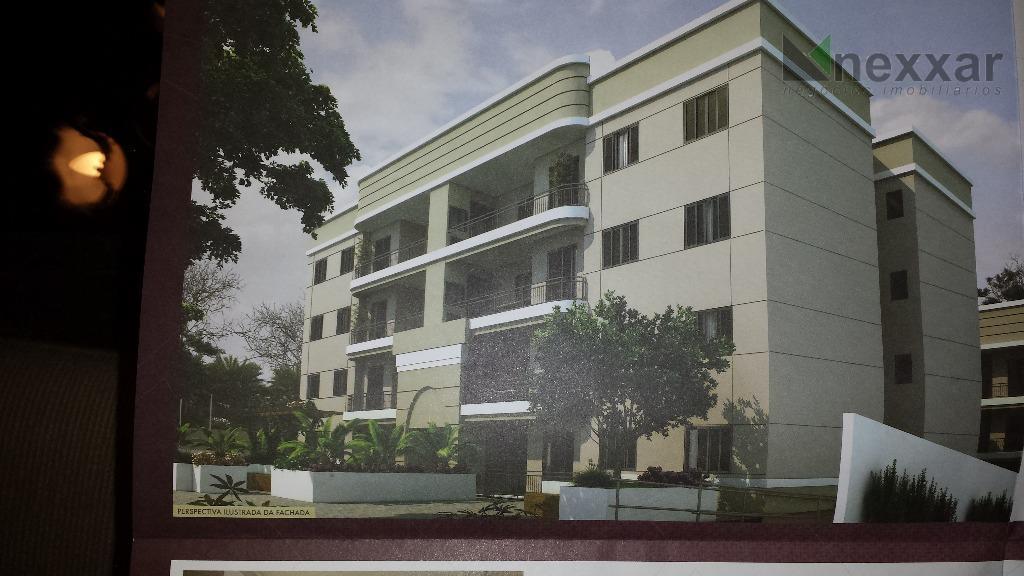 Apartamento residencial à venda, Jardim Brasil, Vinhedo.