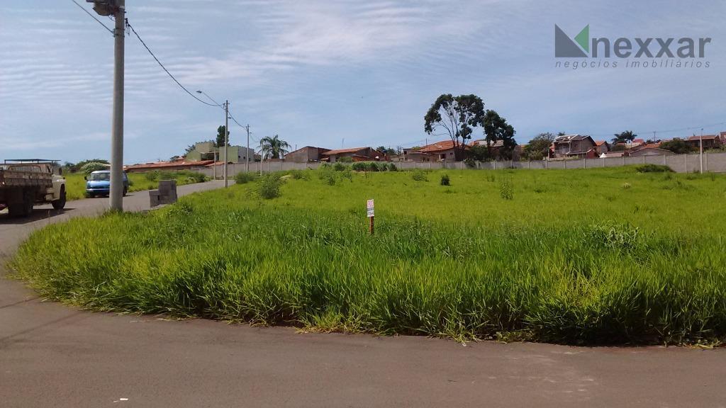 Terreno residencial à venda, Roncáglia, Valinhos.
