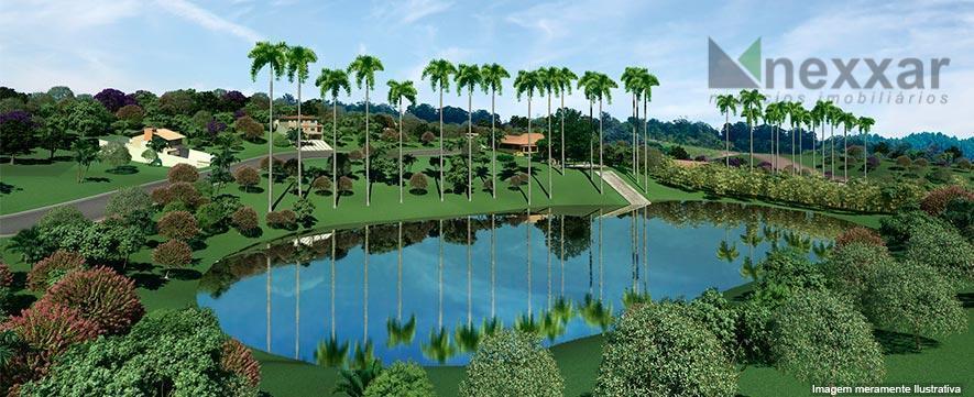 Terreno residencial à venda, Condomínio Reserva do Itamaracá, Valinhos.