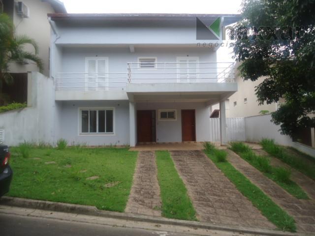 Casa residencial à venda, Condomínio Vivenda das Quaresmeiras, Valinhos.