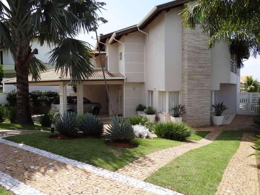 Casa residencial para venda e locação, Condomínio Moinho do Vento, Valinhos - CA0720.