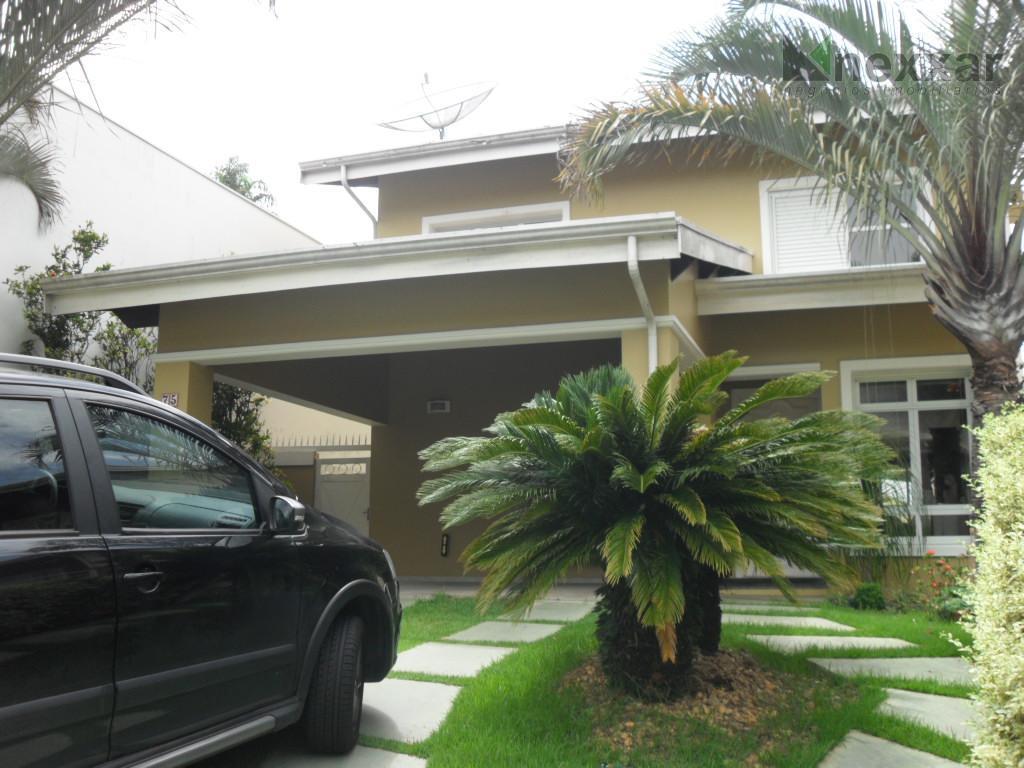 Casa residencial à venda, Condominio Villagio Florença, Valinhos - CA0721.