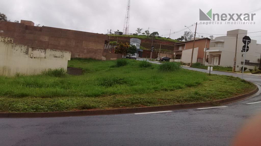 Terreno residencial à venda, Condomínio São Domingos, Valinhos - TE0353.