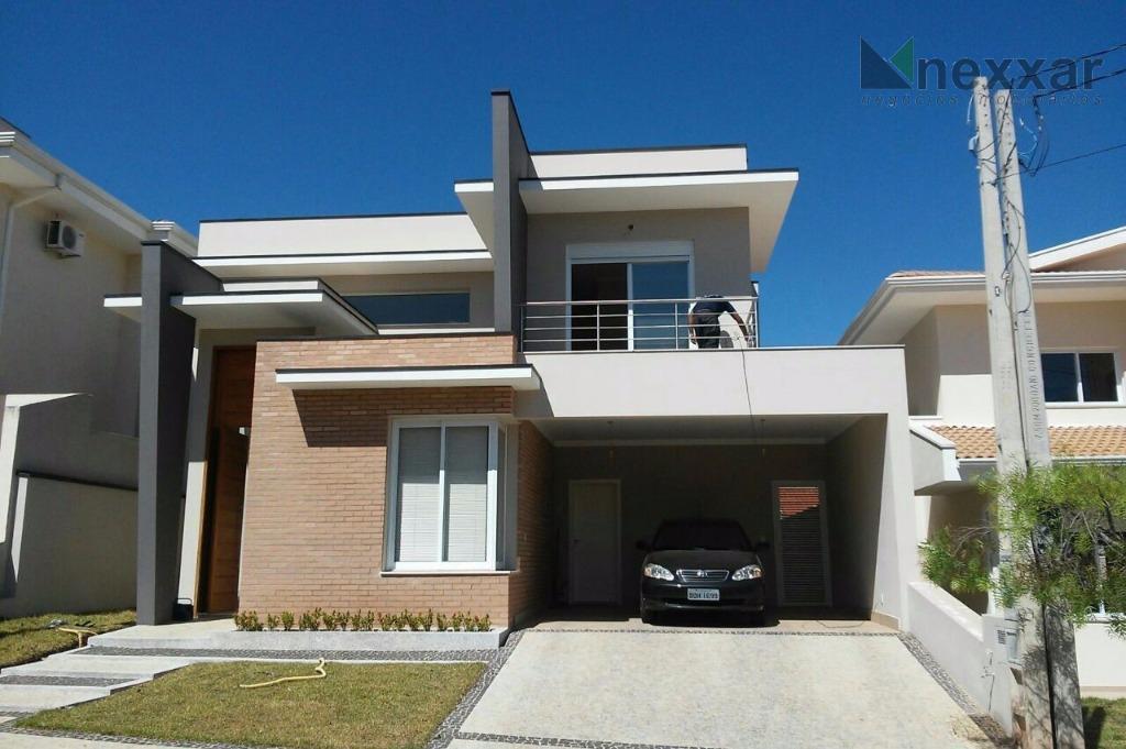 Casa residencial à venda, Condomínio Madre Maria Villac, Valinhos.
