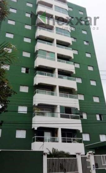 Apartamento residencial para locação, Jardim Bela Vista, Valinhos.