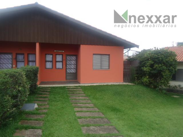 Casa residencial para locação, Chácaras Silvania, Valinhos.