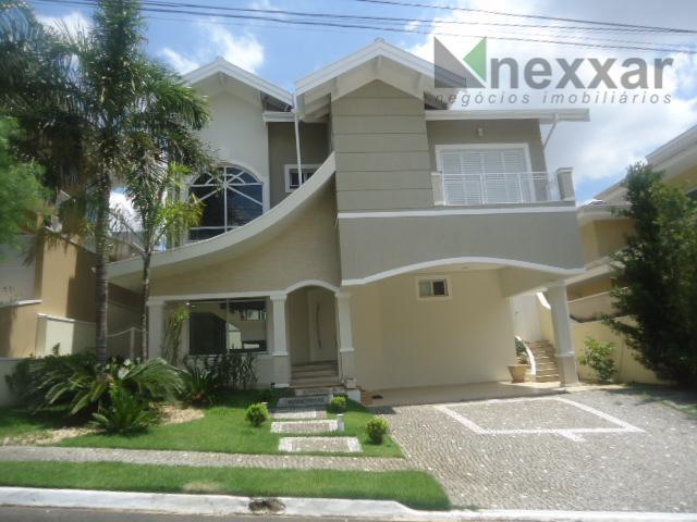 Casa residencial para locação, Jardim Recanto, Valinhos.