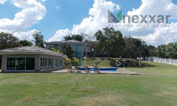 Casa residencial à venda, Condomínio Village Sans Souci, Valinhos - CA0760.