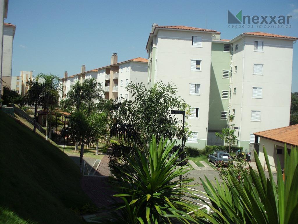 Apartamento residencial à venda, Condomínio Residencial Vila Ventura , Valinhos.