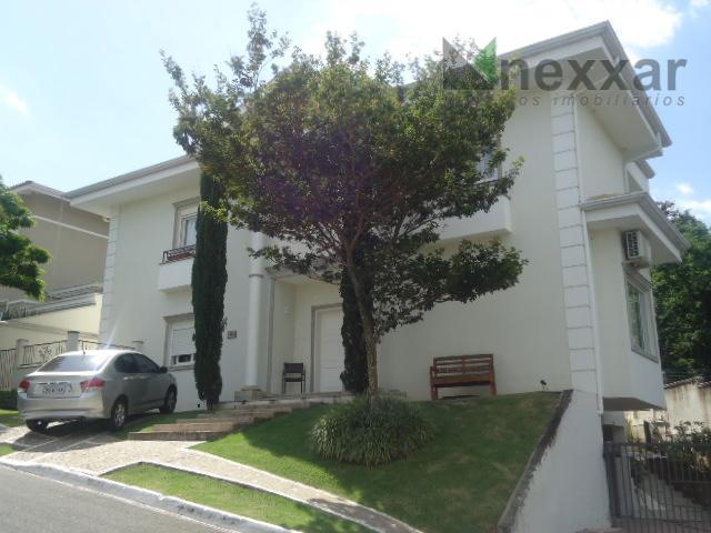 Casa residencial à venda, Condomínio Residencial Morada das Nascentes, Valinhos - CA0453.