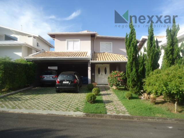 Casa residencial à venda, Condomínio Millenium, Valinhos.