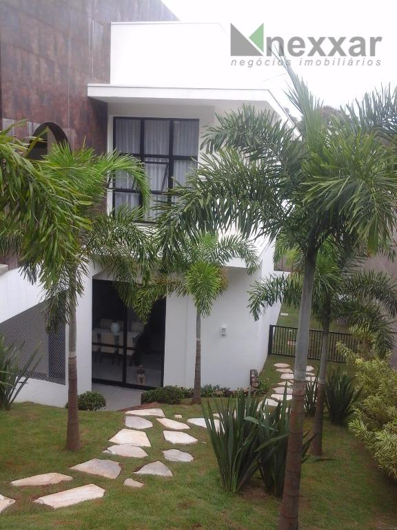 Casa residencial para venda e locação, Condomínio Vale do Itamaracá, Valinhos - CA0786.