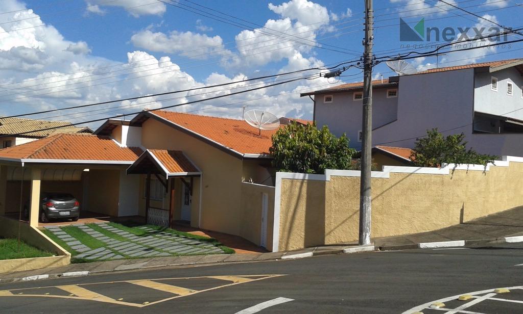 Casa residencial à venda, Condomínio Residencial Mirante do Lenheiro, Valinhos - CA0787.
