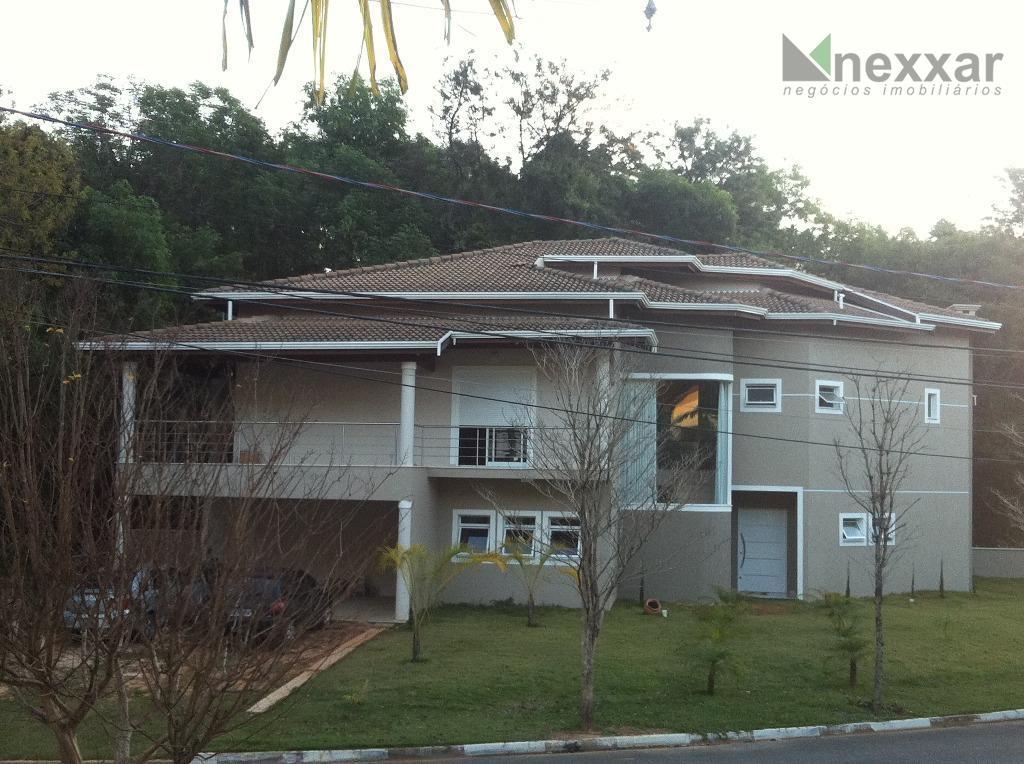 Casa residencial à venda, Condomínio Reserva Colonial, Valinhos - CA0371.