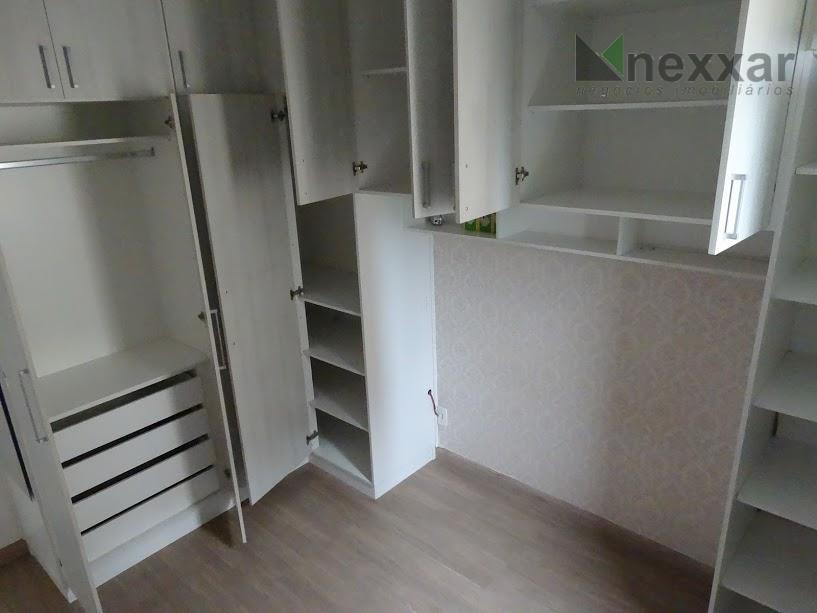 apto com 2 dorms com armários, sala 2 ambientes, cozinha e lavanderia planejadas, 1 garagem coberta,...