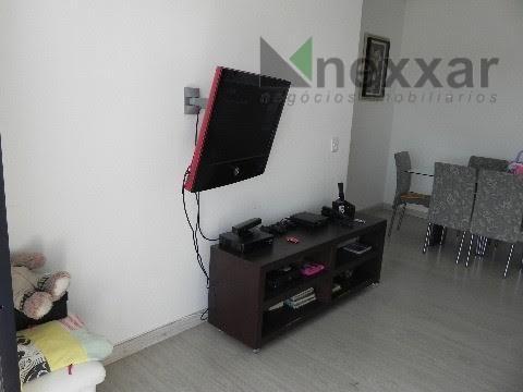 excelente apartamento com ótima localização, próximo a supermercado, farmácia, padaria!!!andar alto c/ sala de estar/ de...