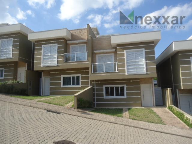Casa residencial à venda, Condomínio Quinta do Porto, Valinhos.