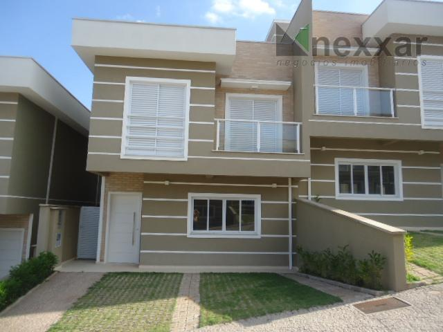 Casa residencial para venda e locação, Condomínio Quinta do Porto, Valinhos.