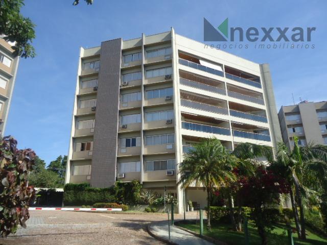 Apartamento residencial para locação, Condomínio Residencial Portal do Quiririm, Valinhos.