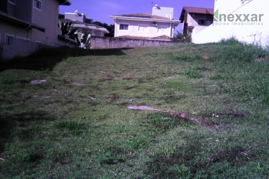 Terreno residencial à venda, Condomínio Residencial Morada das Nascentes, Valinhos - TE0379.