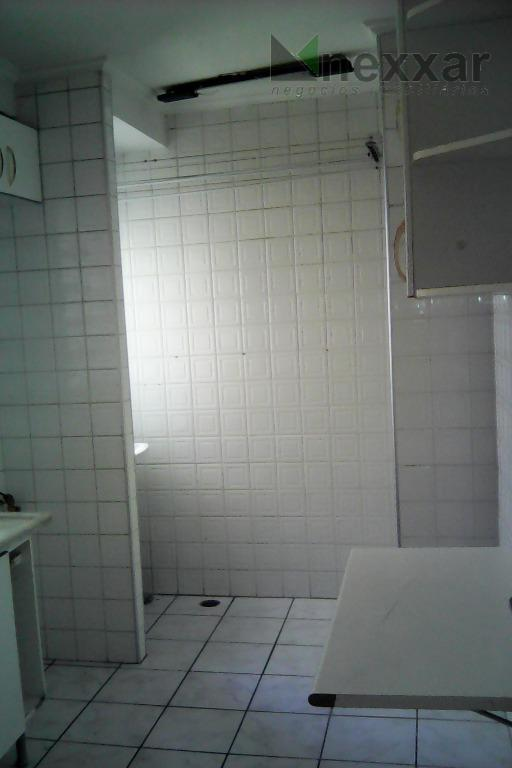 apartamento térreo com 2 dorms, sala de estar/ jantar c/ sacada, banheiro social, 1 vaga de...