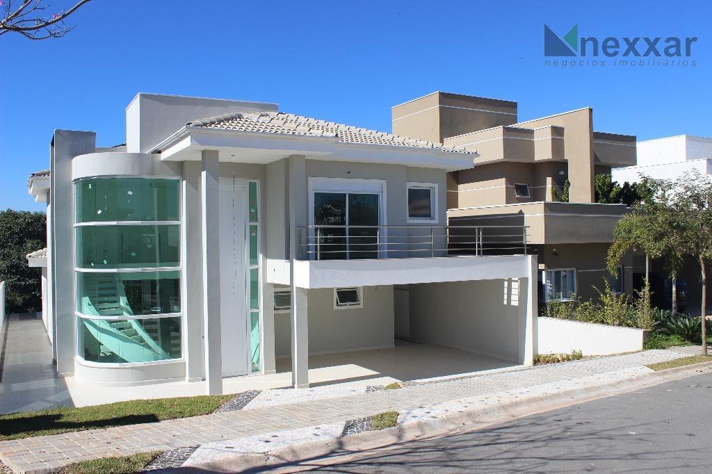 Casa residencial à venda, Condomínio Residencial Reserva das Palmeiras , Valinhos - CA0599.