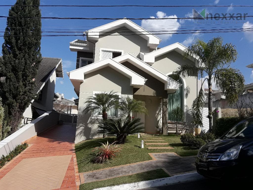 Casa residencial à venda, Condomínio Residencial Morada das Nascentes, Valinhos - CA0866.