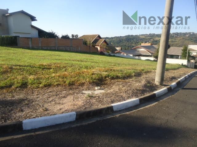 Terreno residencial à venda, Condomínio Moinho do Vento, Valinhos.