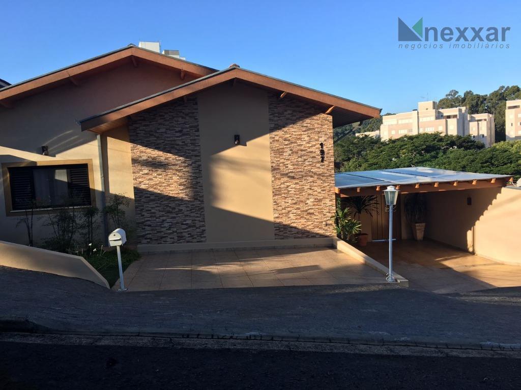 Casa residencial à venda, Parque Residencial Maison Blanche, Valinhos.