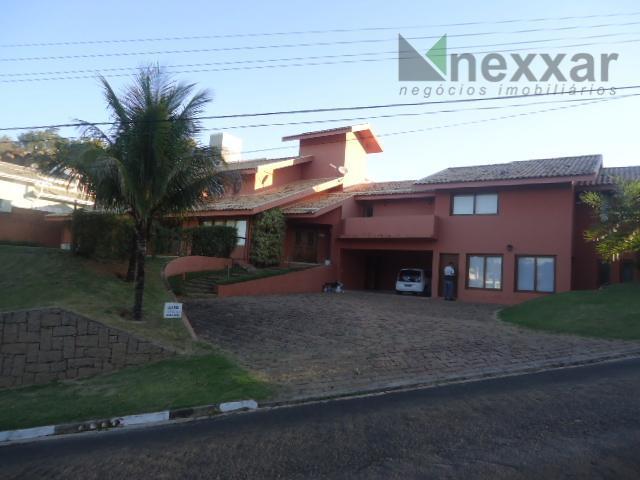 Casa residencial para venda e locação, Condomínio Moinho do Vento, Valinhos.