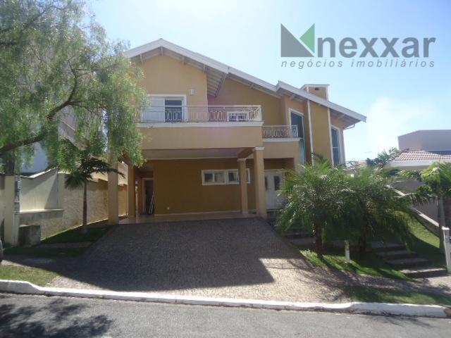Casa residencial para locação, Condomínio Residencial Morada das Nascentes, Valinhos.