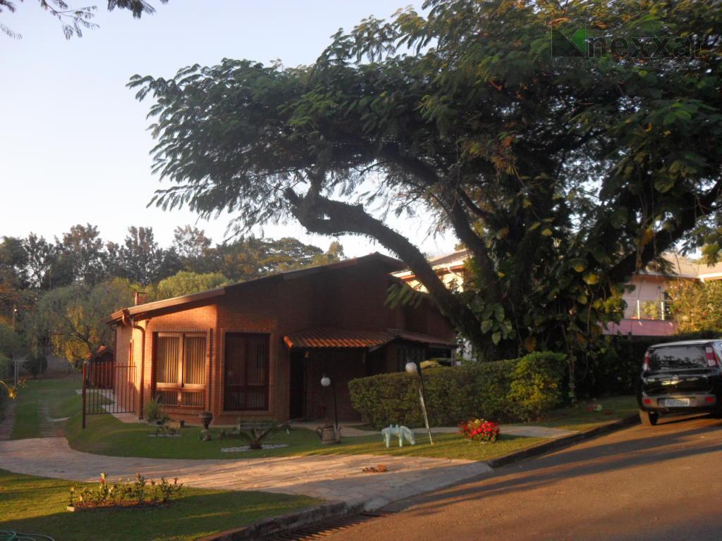 Casa residencial à venda, Condomínio Vila D'este , Valinhos.