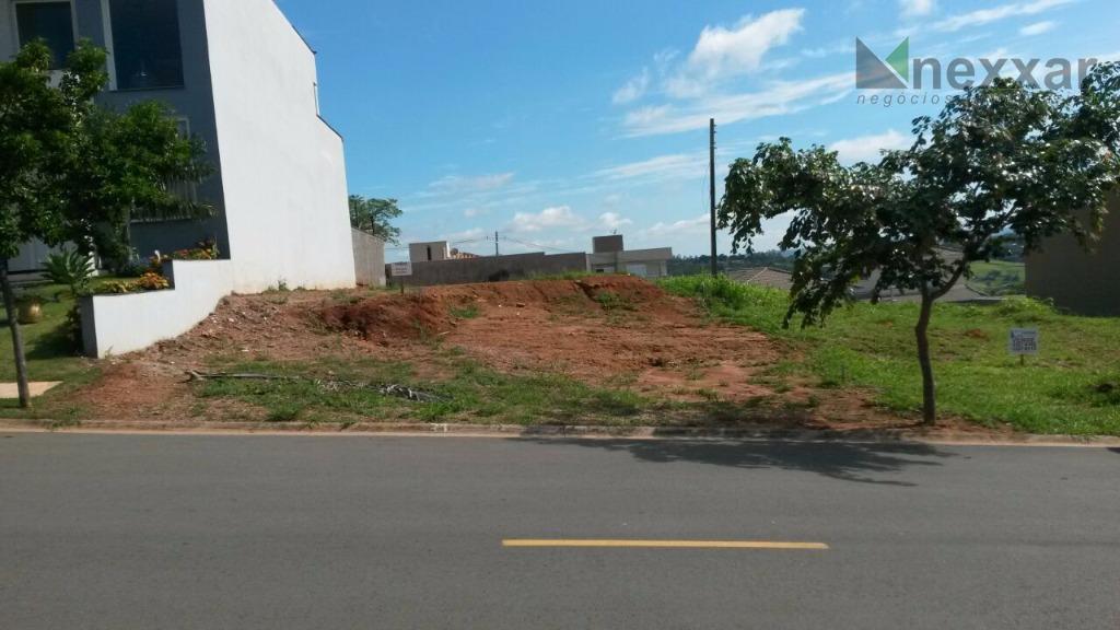 Terreno residencial à venda, Condomínio Residencial Flor da Serra , Valinhos.