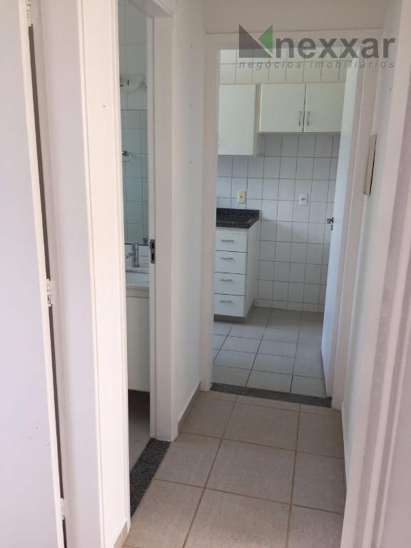 lindo apto estilo americano, 2 dormitórios, sala, cozinha, lavanderia, 1 garagem e lzer completo no condomínio,...