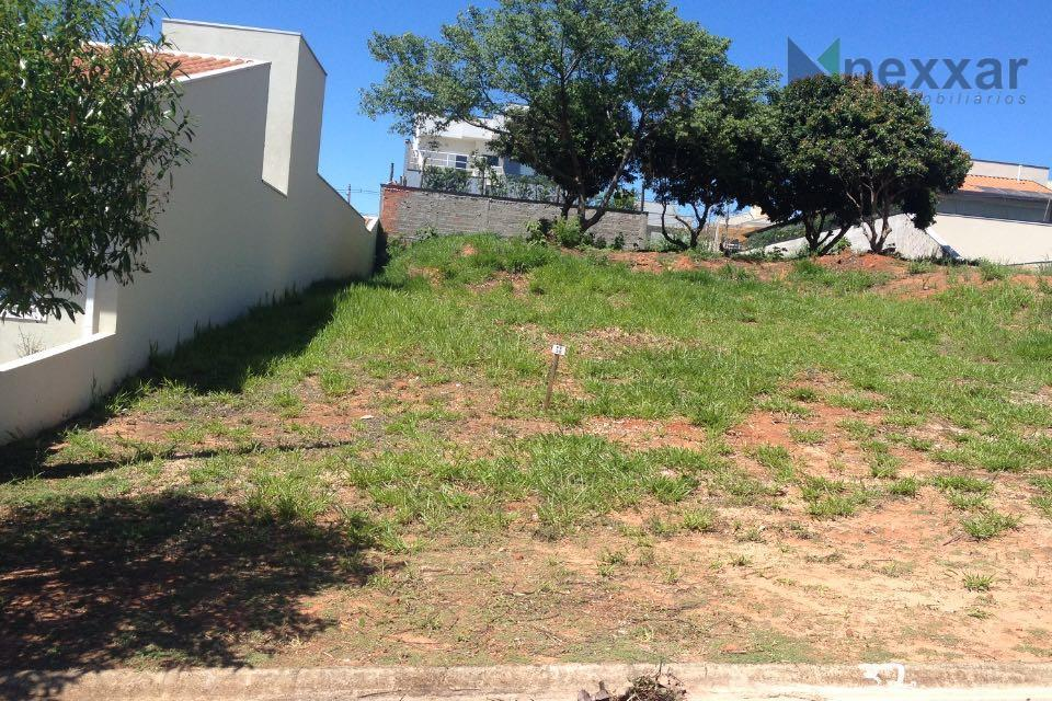 Terreno residencial à venda, Residencial Santa Maria, Valinhos.