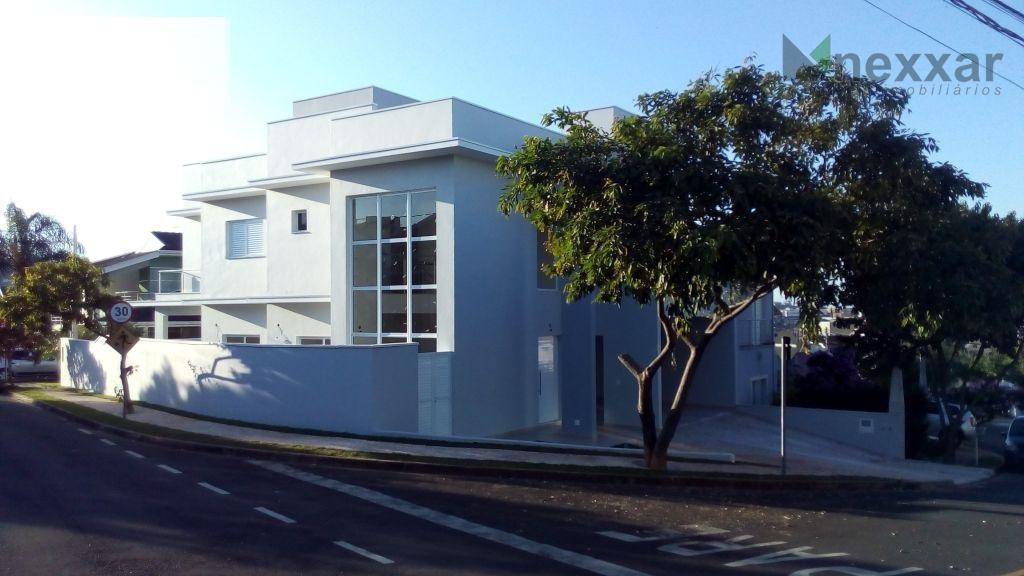 Casa residencial à venda, Condomínio Vivenda das Cerejeiras, Valinhos - CA0617.
