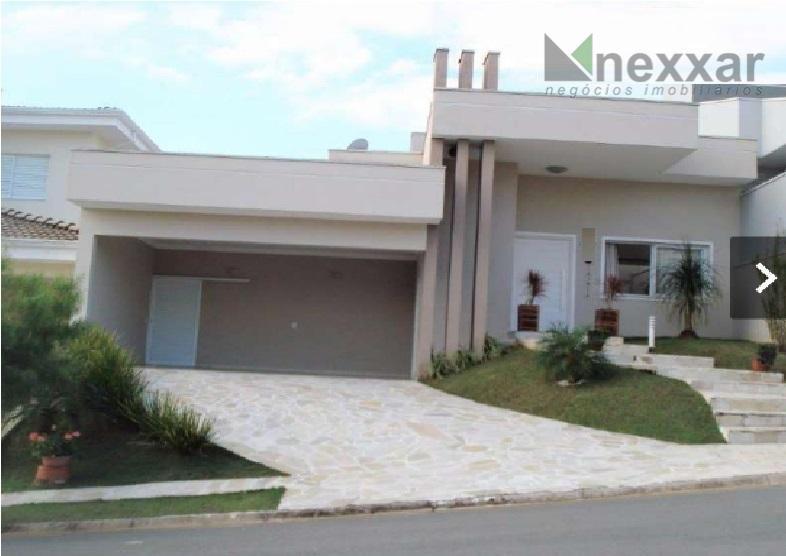 CASA TÉRREA residencial à venda, Condomínio Le Village, Valinhos.