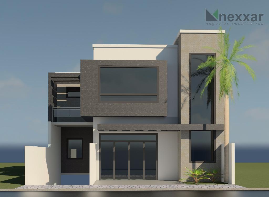 terreno comercial em avenida central com grande fluxo, 250 m2, em declive, possui projeto de prédio...