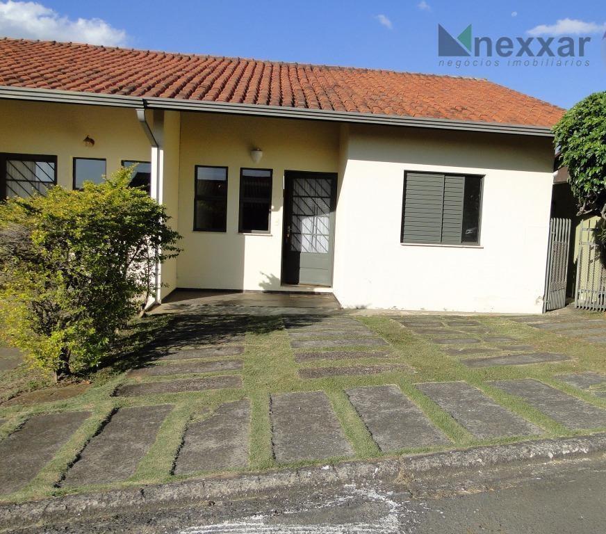 CASA TÉRREA residencial para locação, Condomínio Residencial Blumen Hof , Valinhos.