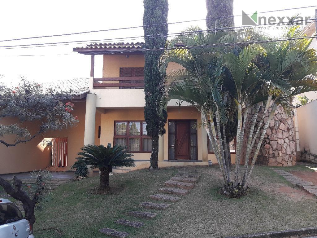 Casa residencial para locação, Condomínio Residencial Oruam, Valinhos - CA0930.
