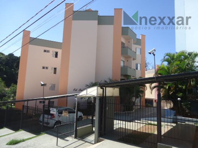Apartamento residencial à venda, Condomínio Le Village, Valinhos.