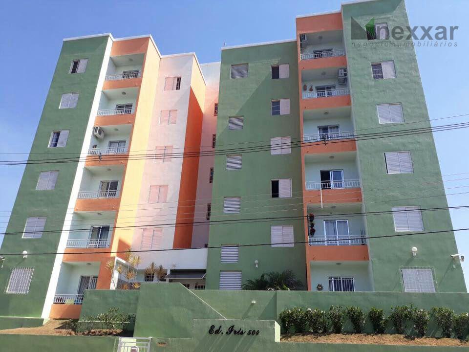 Apartamento residencial para locação, Jardim Santana, Valinhos.
