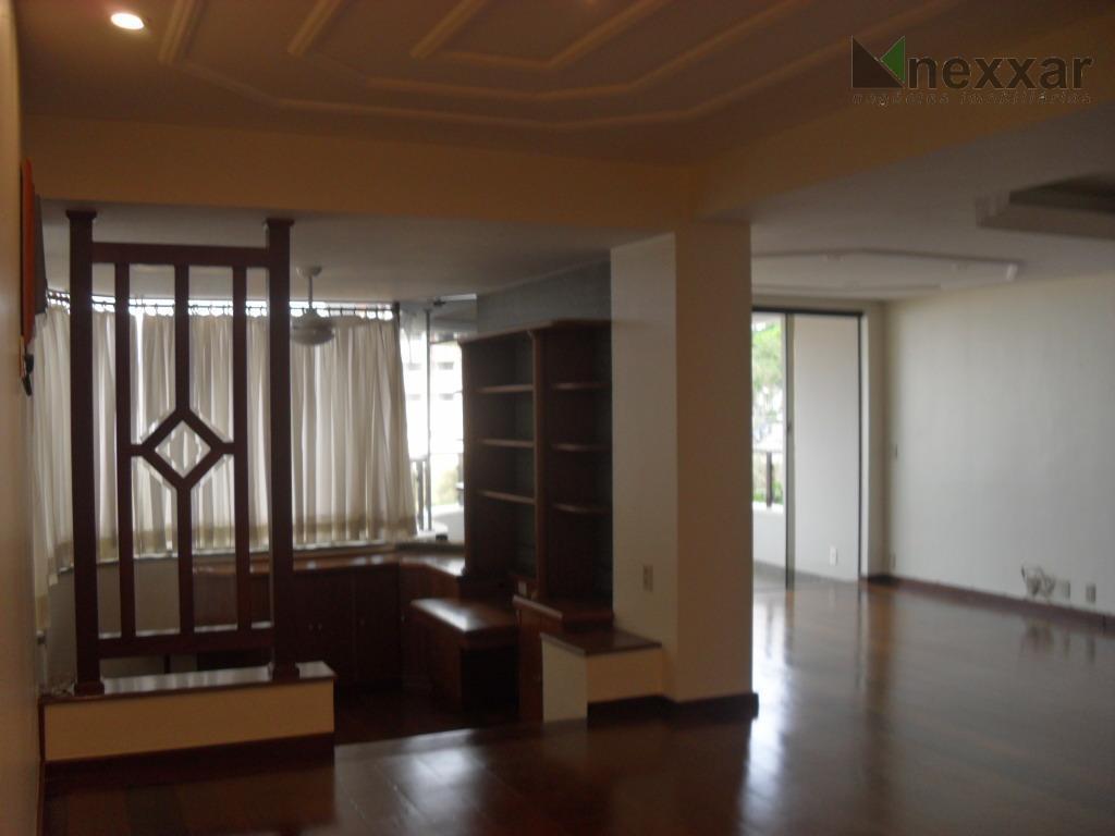 Apartamento residencial para venda e locação, Vila Coqueiro, Valinhos.