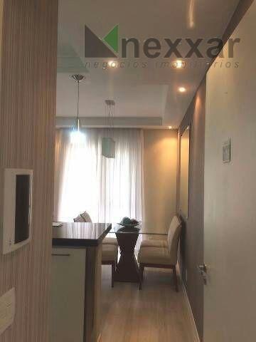 belíssimo apartamento em condomínio com área de lazer completa.3 dorms com armários (1 suíte), living 2...
