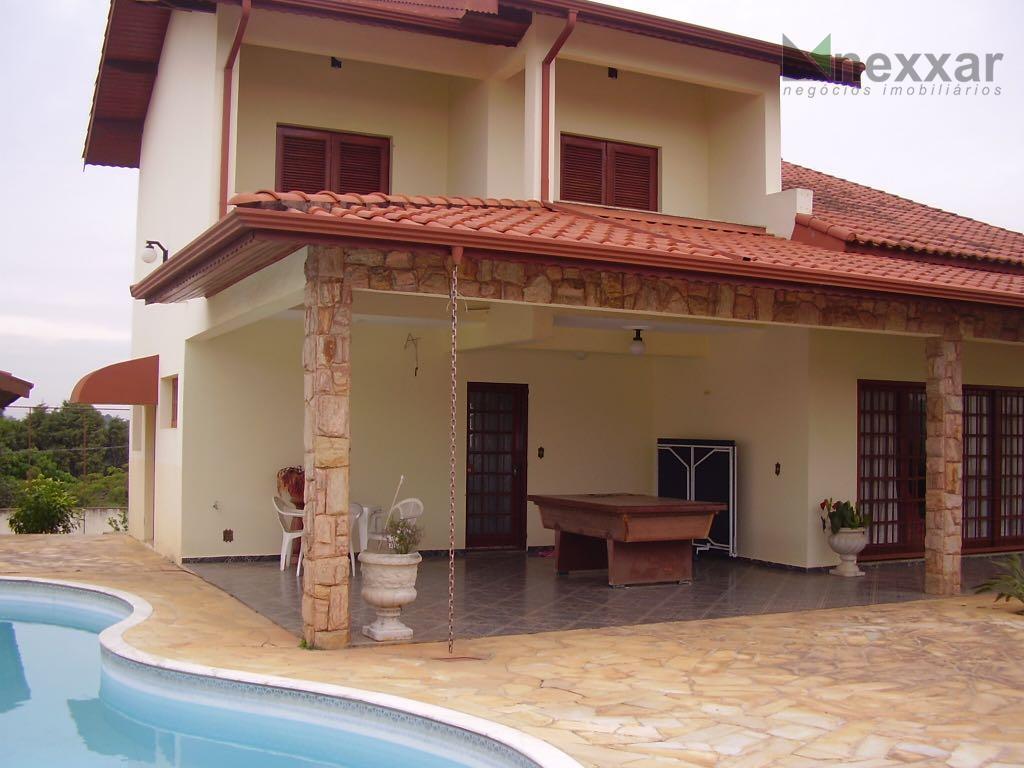 Casa residencial para venda e locação, Estância Recreativa San Fernando, Valinhos.