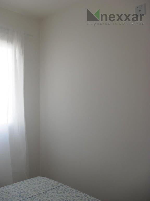 lindo apartamento em condomínio com área de lazer,são 2 dormitórios,sala com sacada,cozinha integrada e área de...